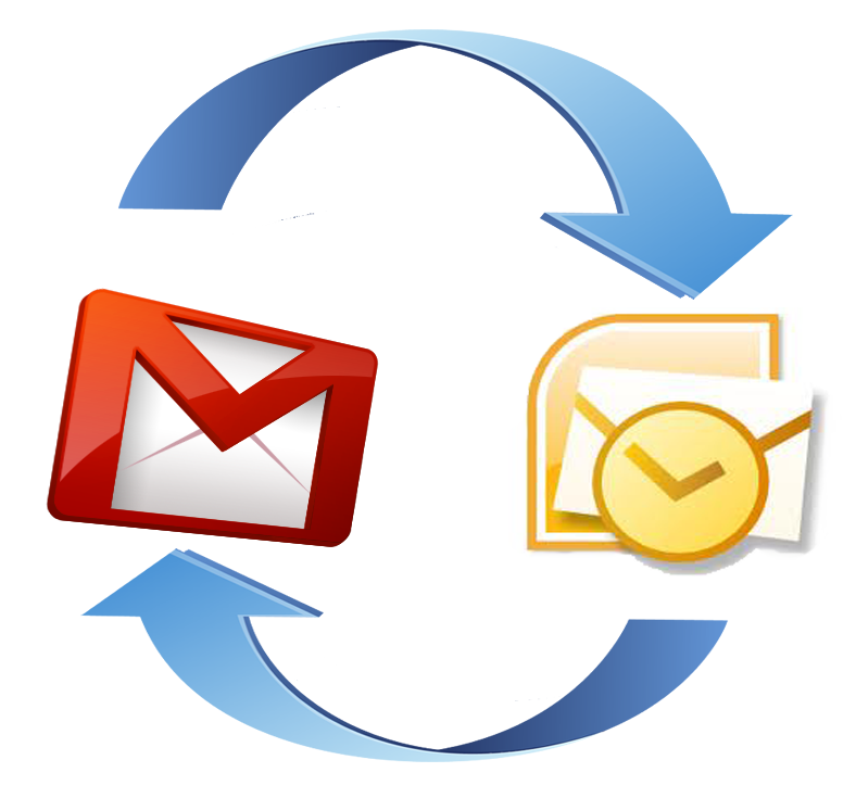 Sync gsuite to outlook